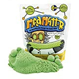 Mad Mattr Super-Soft Modelling Dough Compound That Never Dries Out, 10 Ounces, Green