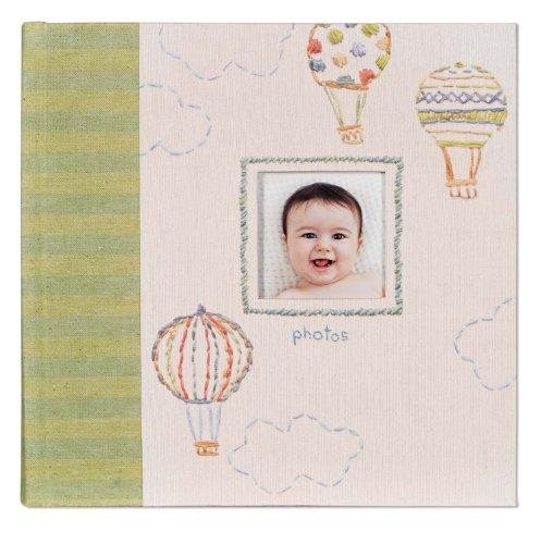 C.R. Gibson Slim Gebundenes Baby-Foto-Journal-Album - Neu...