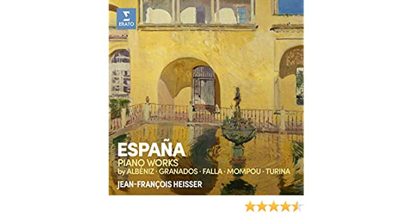 España: Spanish Piano Works by Jean-François Heisser on Amazon Music - Amazon.com