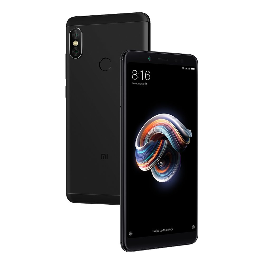 Redmi Note 5 Global da 64GB - Black