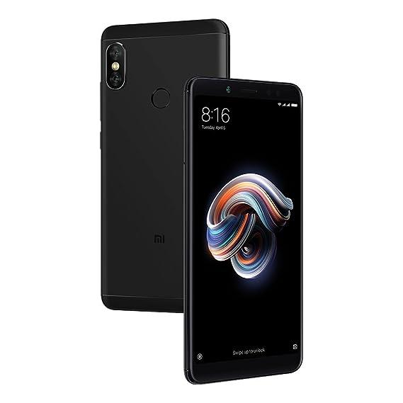Amazon Com Xiaomi Redmi Note 5 32gb Rom 3gb Ram Dual Camera