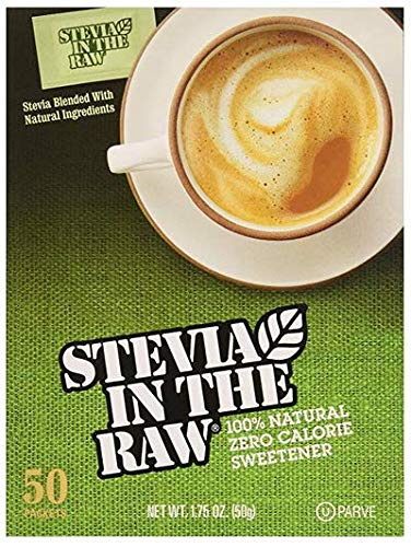 Stevia In The Raw 50 Count Box by Stevia in the Raw (Image #3)
