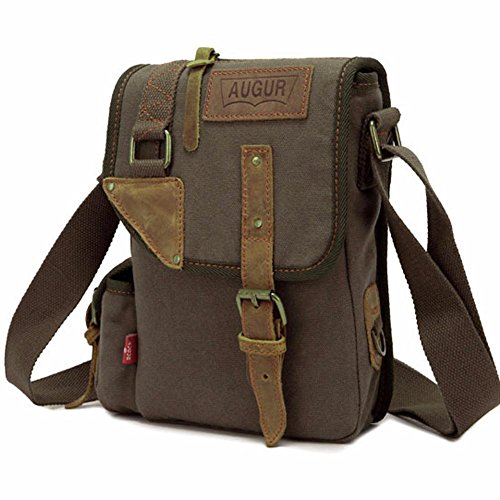 Outdoor Peak Army hombro Bolso de Green adulto Unisex PPwTHrqd