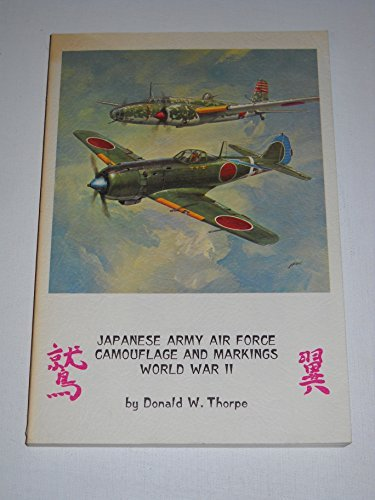 Japanese Army Air Force Camouflage and Markings World War II
