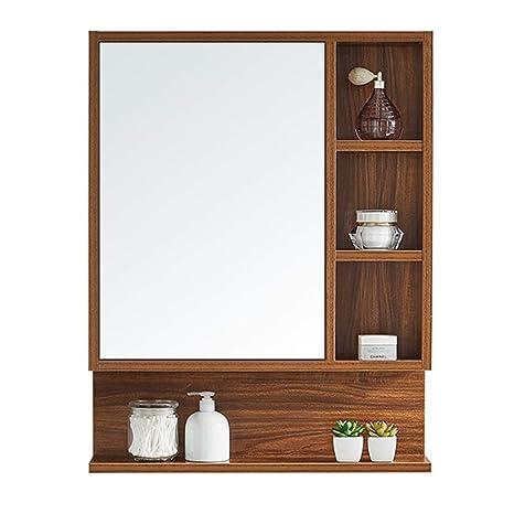 Amazoncom Bathroom Vanities Mirror Cabinet 60 80cm