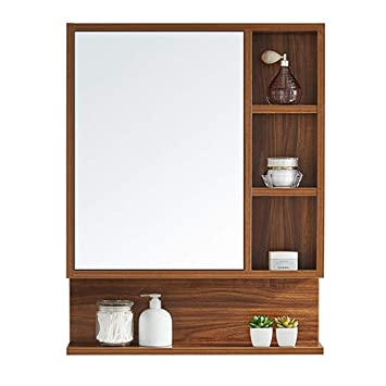 Amazon Com Bathroom Vanities Mirror Cabinet 60 80cm