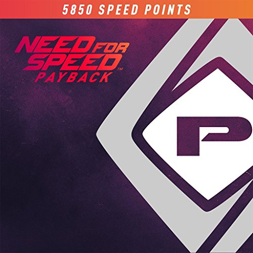 Need For Speed Payback 5850 Speed Points - PS4 [Digital Code] by Electronic Arts