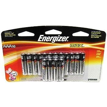 Amazon.com: Energizer Ultimate Lithium AA Batteries, 12