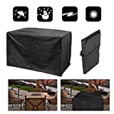 Furniture Cover,Vingtank 210D Oxford Cloth Protective Covers Durable Waterproof Outdoor Furniture Sets Cover Garden Patio Loveseat Cover 83.8'' x 51.9'' x 29.1''(Medium)