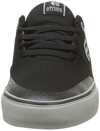 Etnies Herren Marana Vulc Skateboardschuhe black/grey/gum