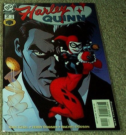 Read Online Harley Quinn (DC Comic #2) January 2001 pdf epub