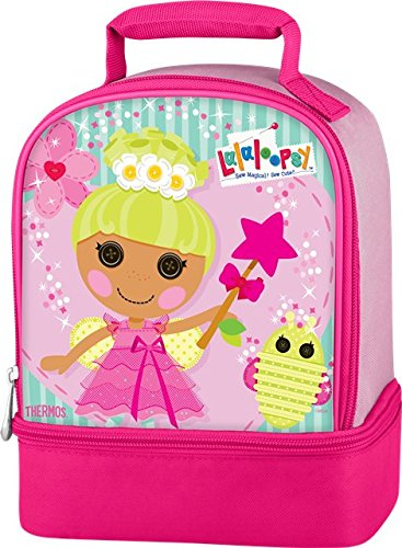 Thermos Dual Compartment Lunch Lalaloopsy