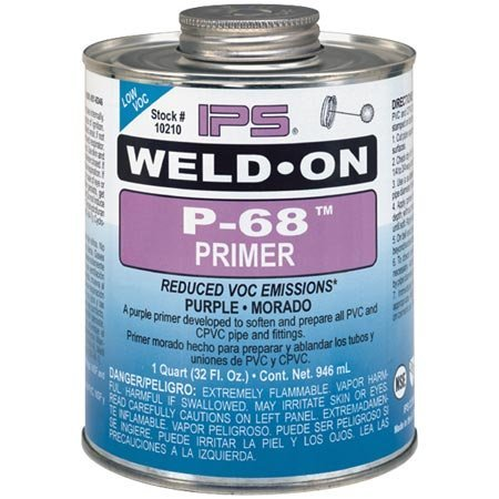 Price comparison product image EZ-FLO 86235 Purple Primer