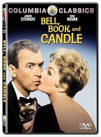 Amazon com: Bell, Book and Candle: James Stewart, Kim Novak
