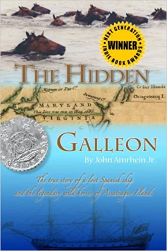 The Hidden Galleon: The true story of a lost Spanish ship