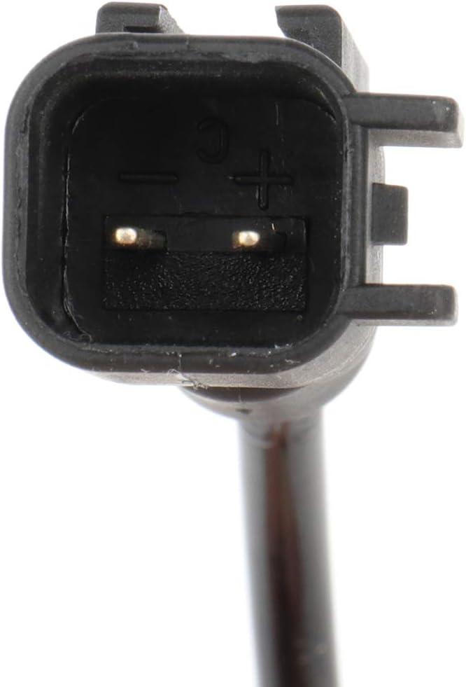 CTCAUTO Left+Right+Rear 2PCS ABS Sensor Wheel Speed Sensor Fits for 2011-2014 C hrysler 200 2007-2010 C hrysler Sebring