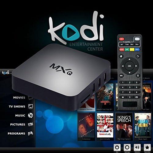 UVIA Z4 MXQ - Smart TV Box Mini PC (WiFi, Bluetooth, Rockchip 3368 Octa Core 1.5 GHz, Quad Core Mail-T6X series, 2 GB de RAM, 16 GB eMMC, Android 5.1): Amazon.es: Electrónica