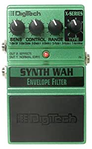 Digitech XSW Synth Wah Envelope Filter Guitar Pedal