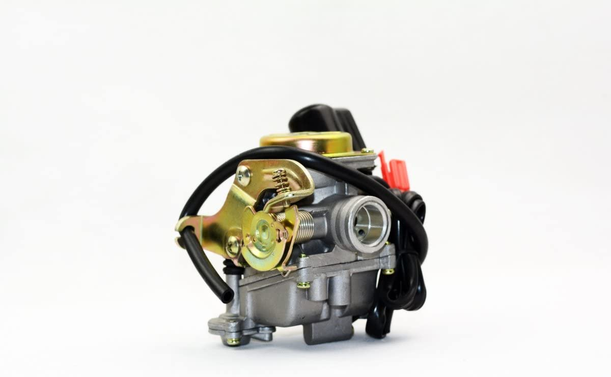 20mm 139 QMB GY6 50cc 50 Carburetor Intake Manifold Boot Scooter Moped Carb NEW