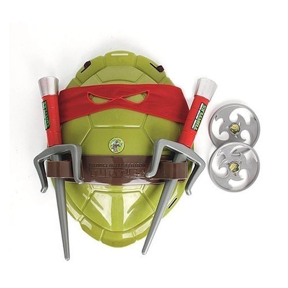 Amazon.com : MIBEY New TMNT Turtles Armor Shell Toy TMNT ...