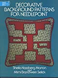 img - for Decorative Background Patterns for Needlepoint (Dover needlework series) book / textbook / text book
