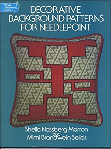 Decorative Background Patterns For Needlepoint Dover Needlework Impressive Needlepoint Patterns