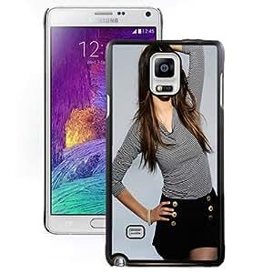 Popular And Unique Designed Case For Samsung Galaxy Note 4 N910A N910T N910P N910V N910R4 With Victoria Justice Phone Case Cover