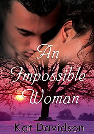 book cover of An Impossible Woman