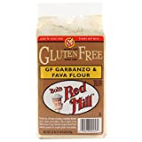 Bob's Red Mill, Garbanzo & Fava Flour, Gluten Free, 22 oz(Pack of 1)