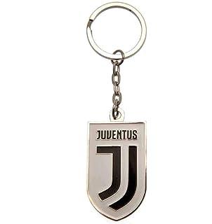 Juventus Logo Jj Official Keyring Metal Enamel Original Keyring Metal