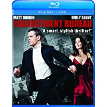 The Adjustment Bureau [Blu-ray] (2011)