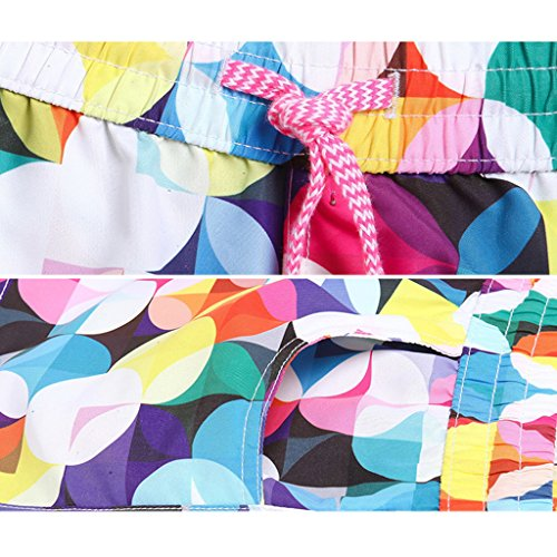 GWELL - Shorts - para mujer Muster-A