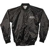 Avenged Sevenfold Men's AVS Death Bat Mens Satin Jacket Jacket Medium Black