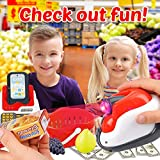 Cheffun Play Cash Register Toys for Kids - Learning