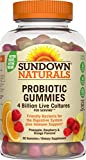 Sundown Naturals® Probiotic Gummies, 60 Gummies