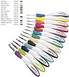 Addi Swing Hooks - Complete Set of 13 Hooks