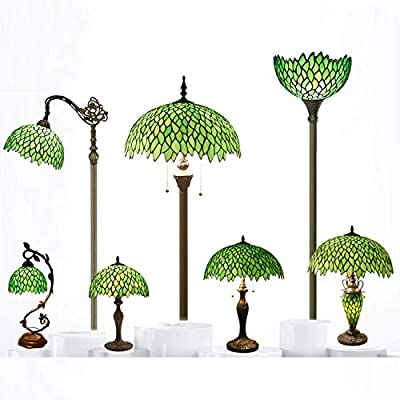 Tiffany Style Table Lamp Light 12 T02 S523 S523R S005 S508W