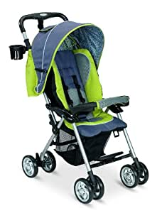Combi Cosmo DX Lightweight Stroller, Bamboo Scribble (Discontinued by Manufacturer)