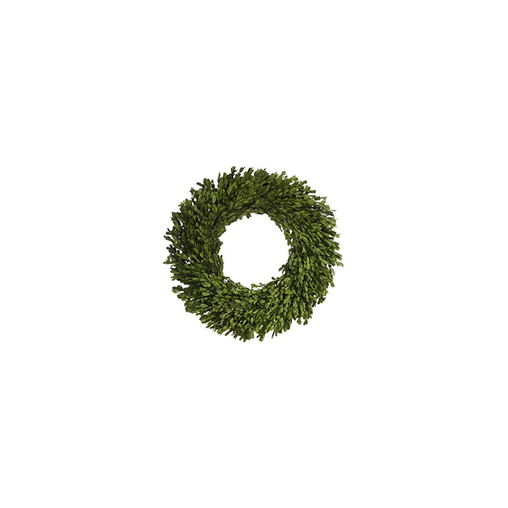 22-Inch-Real-Boxwood-Wreath-Preserved