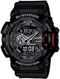 Relogio Masculino Casio G-shock Anadigi Ga-400-1bdr -preto