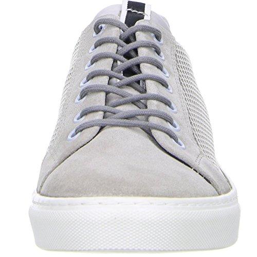 Klondike Herren Sneaker Halbschuhe Grau Grau