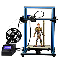 HICTOP Creality CR-10 3D Printer Prusa I3 DIY Kit Aluminum Large Print Size 300x300x400mm from HIC Technology