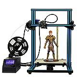 HICTOP CR-10 3D Printer Prusa I3 DIY Kit Aluminum Large Print Size 300x300x400mm