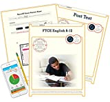 FTCE English 6-12, Foundations of Reading Tests, Florida Department of Education FLDOE Exam Prep, Study Guide