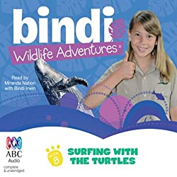 Surfing with the Turtles: Bindi Wildlife Adventures, Book 8