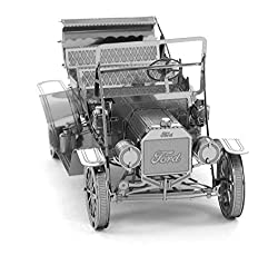Fascinations Metal Earth 1908 Ford Model T 3D Metal Model Kit from Fascinations