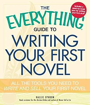 book cover of The Everything Guide to Writing Your First Novel