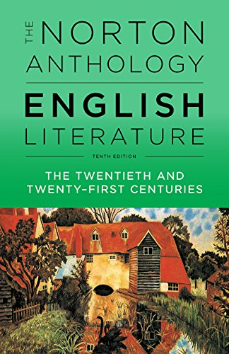 The Norton Anthology of English Literature (Tenth Edition)  (Vol. F)