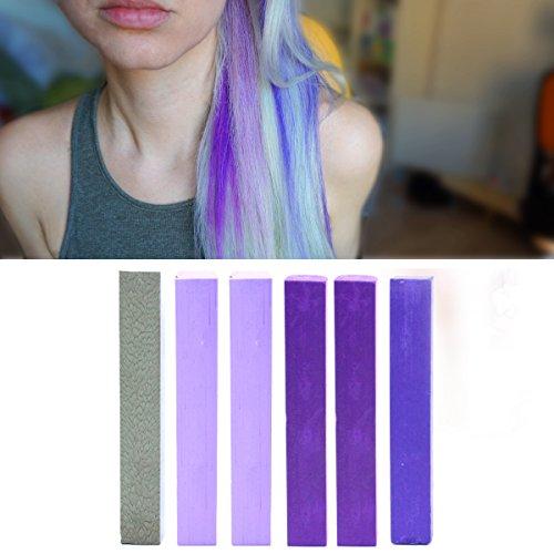 Dye Your Hair Purple Ombre Hair Dye Set Lavender Ombre Vibrant
