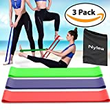 3 Pack Resistance Exercise Workout Bands [FREE TRAVEL BAG] 12